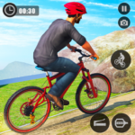 Offroad Bicycle BMX Riding (MOD, Unlimited Money)