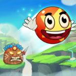 Ball's Journey 6 – Red Bounce Ball Heroes  1.1.1