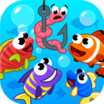 Fishing for kids (MOD, Unlimited Money)