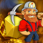 Mining Gold Rush – Casual Gold Miner (MOD, Unlimited Money)