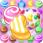 New Sweet Cookie POP : 2020 puzzle world (MOD, Unlimited Money)
