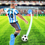 Real Football Player: Soccer Strike League Game (MOD, Unlimited Money)