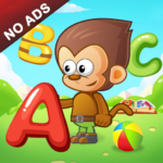 Toddler Learning Games for 2-5 Year Olds (MOD, Unlimited Money)