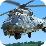 Army Helicopter Transporter Pilot Simulator 3D (MOD, Unlimited Money)