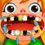 Fun Mouth Doctor, Dentist Game (MOD, Unlimited Money)