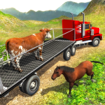 Offroad Farm Animal Truck Driving Game 2020 (MOD, Unlimited Money)