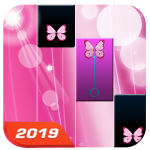 Piano Rose Tile Butterfly 2021 (MOD, Unlimited Money)