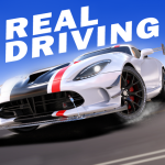 Real Driving 2:Ultimate Car Simulator (MOD, Unlimited Money)