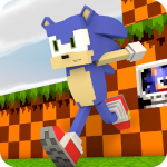 Sonic For Minecraft Free Skins Addon and New Map! (MOD, Unlimited Money)