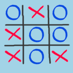Tic Tac Toe locally or online  6.1052